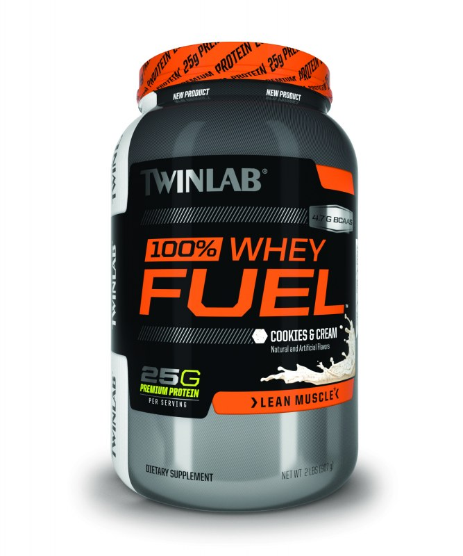 100 % WHEY PROTEIN FUEL 900 G