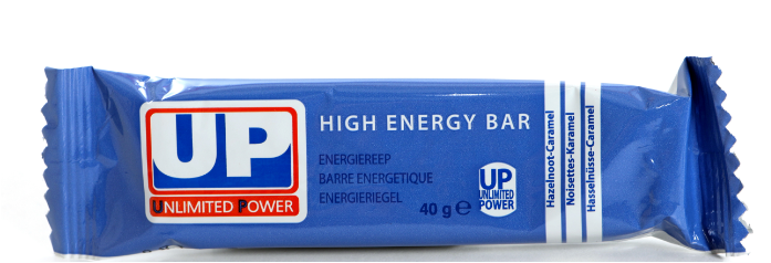 HIGH ENERGY BAR 32 X 40 G