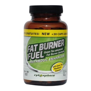 fat burner 60+30 caps