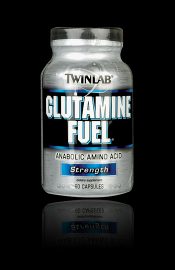 GLUTAMINE FUEL MEGA 120 CAPS