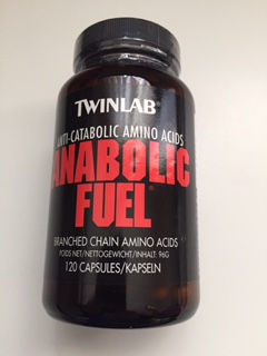 ANABOLIC FUEL 120 CAPS TWINLAB   1