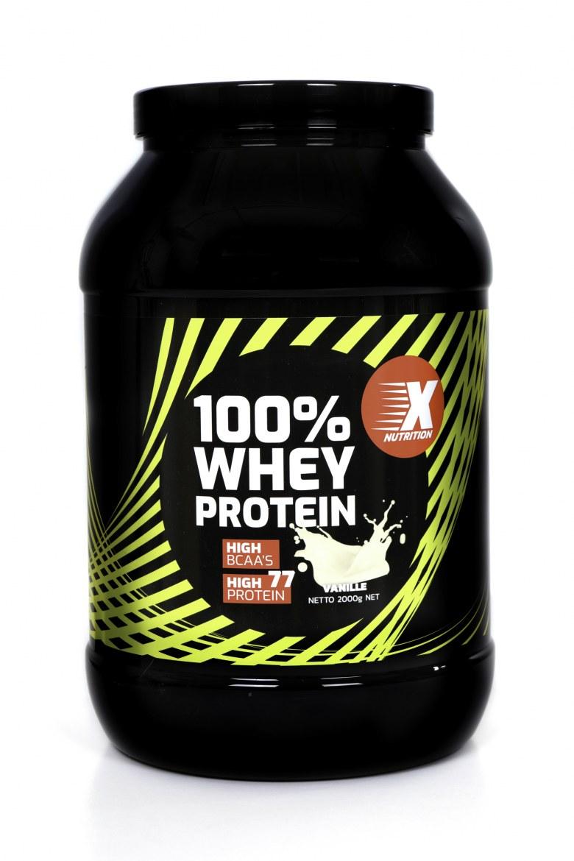 x-nutrition 100% whey 2kg   1