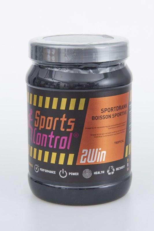 SportsControl® 2win lemon pot 600g
