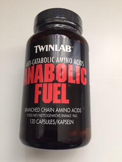 ANABOLIC FUEL 120 CAPS TWINLAB