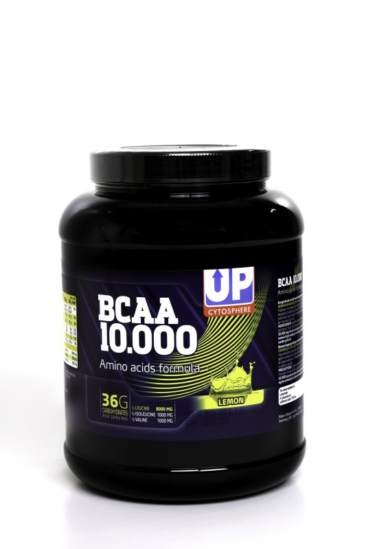 bcaa 10000 lemon