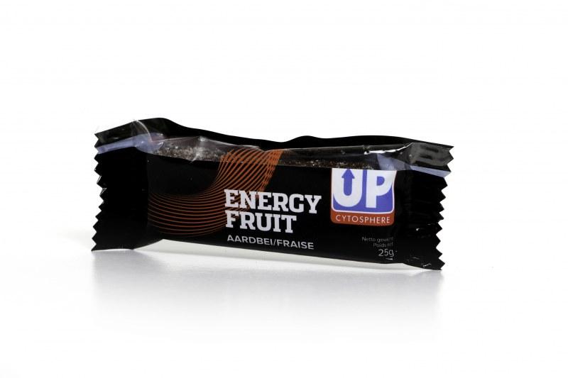 Energy fruit UP aardbei 48 stuks