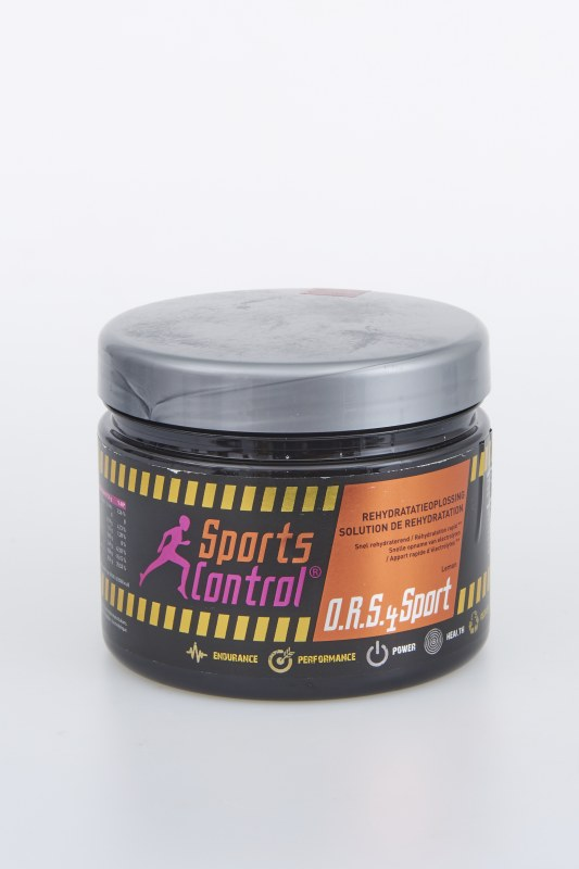 SportsControl ORS pot 270g ORANGE