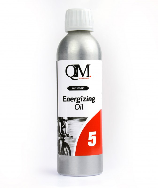 QM 5 sports energizing oil 250ml