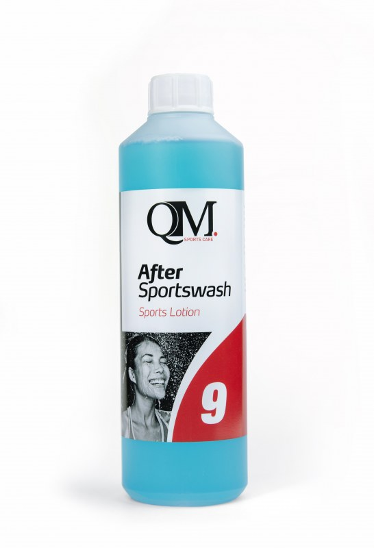 QM 6 pre sports bronzing oil 250ml