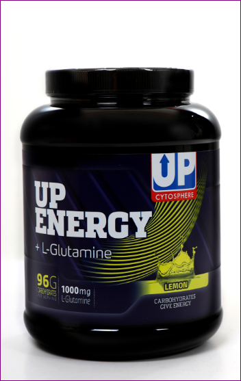 UP ENERGY MET GLUTAMINE 1500 G