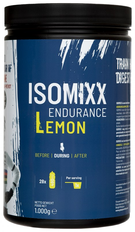 ISOMIXX LEMON 1000G