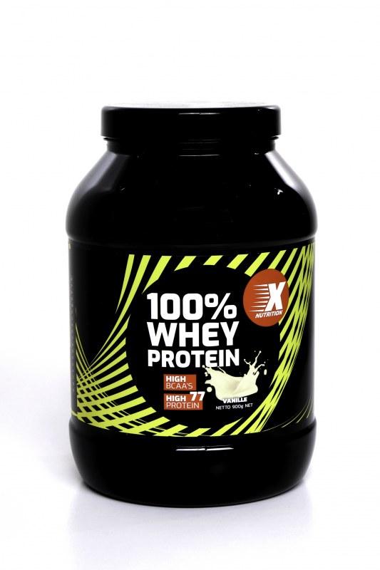 x-nutrition 100% whey 900g